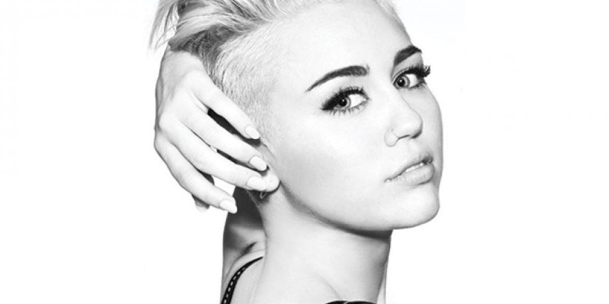 FOTOS. Revelan la sesión explícita de Miley Cyrus para la revista