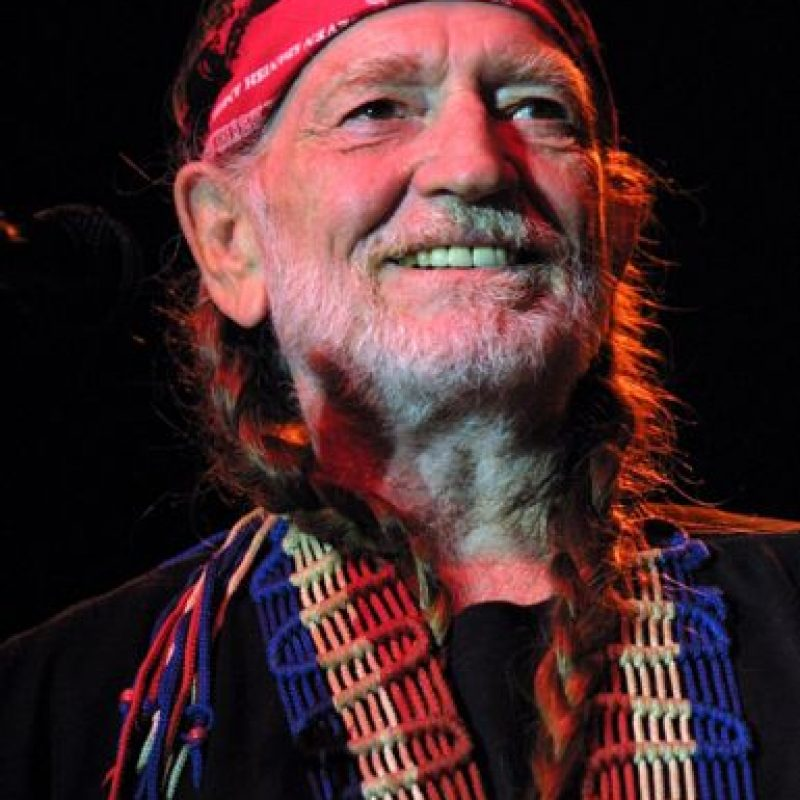 Willy Nelson (60) Foto: Rolling Stone
