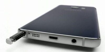 Samsung Galaxy Note 5 vs. iPhone 6 Plus y otros móviles de gama alta