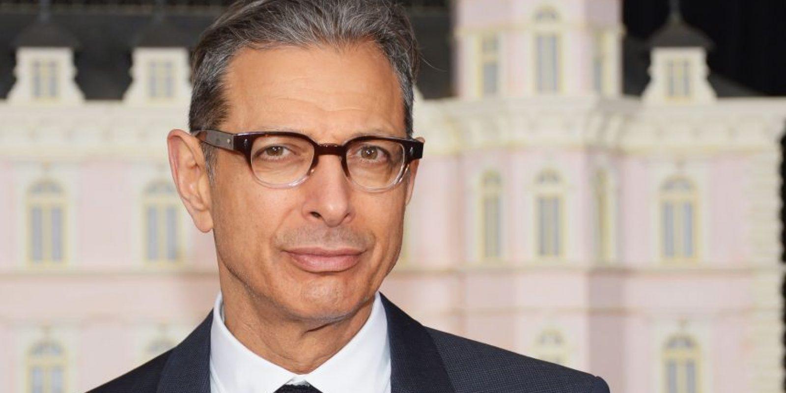 Jeff Goldblum Foto:Agencias