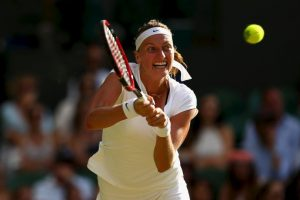 6. Petra Kvitova Foto: Getty Images