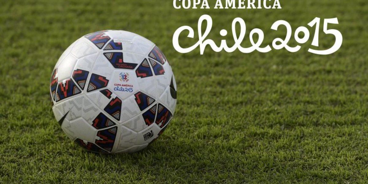Este es el calendario de la Copa América Chile 2015