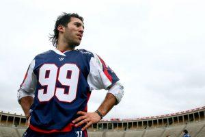 Paul Rabil. El jugador de lacrosse tiene su propia fundación para estudiantes con problemas de aprendizaje Foto:Getty Images