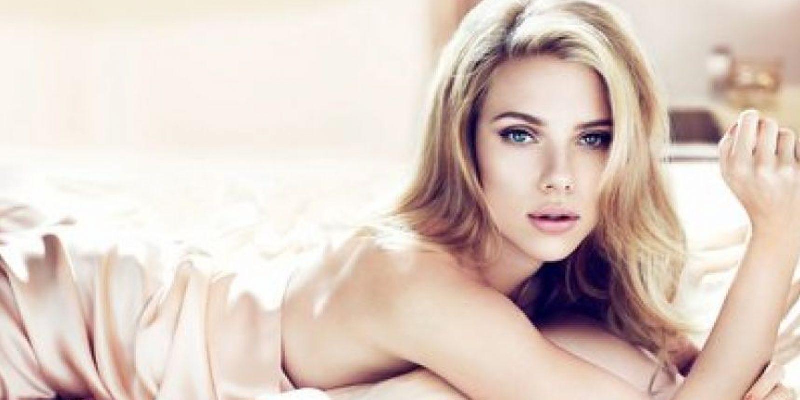 Scarlett Johansson Foto:Agencias