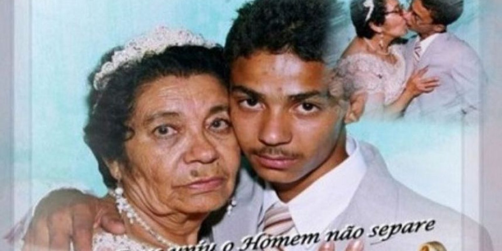 Ellos demuestran que para el amor no hay edad Foto:Reddit