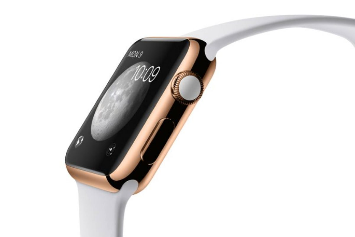 Se trata de la edición de lujo del reloj Foto:Apple