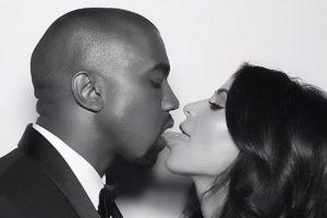 Kim Kardashian y Kanye West Foto:Vía instagram.com/kimkardashian/