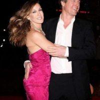 Hugh Grant y Sarah Jessica Parker Foto:Pinterest