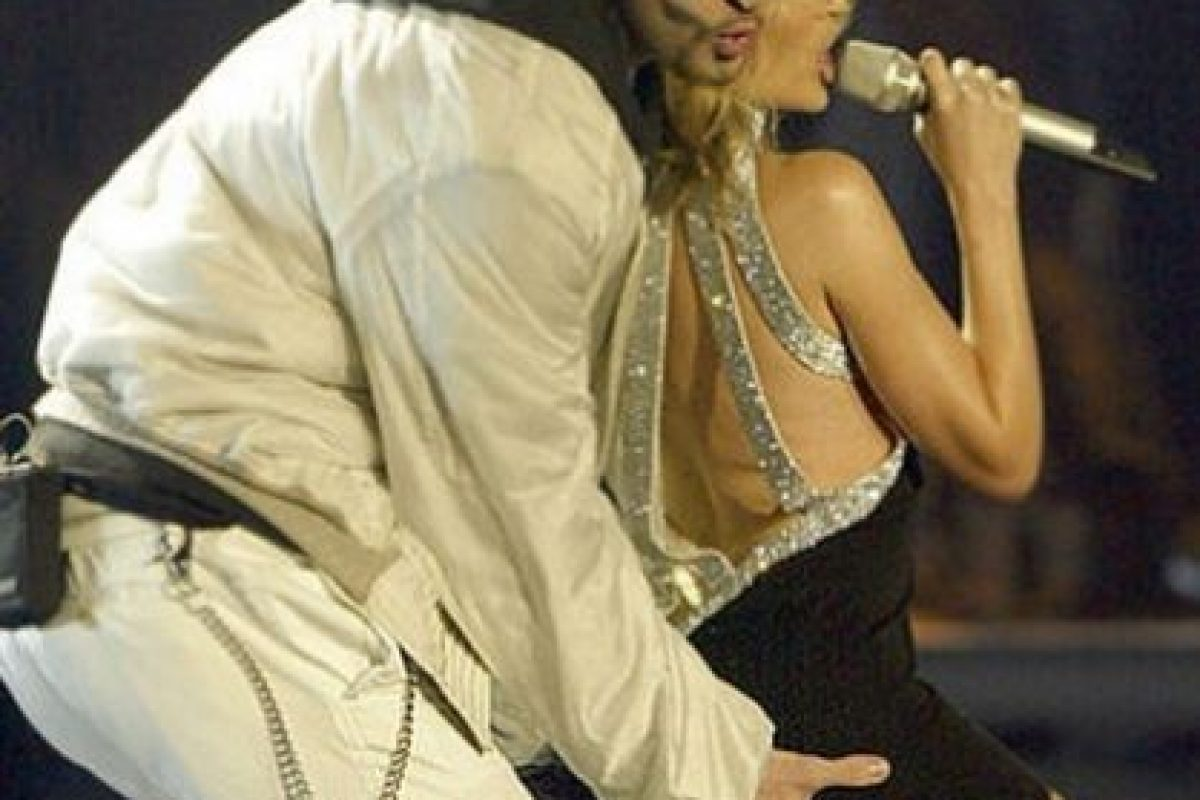 Kylie Minogue y Justin Timberlake Foto:Pinterest