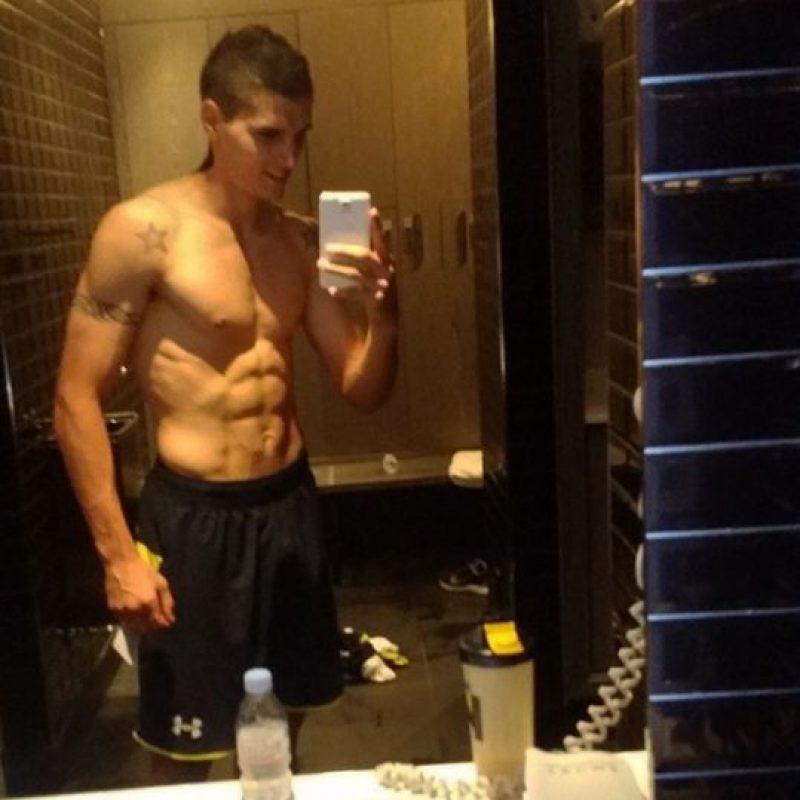 Este extremo de 23 años juega para el Tottenham de Inglaterra. Foto:Vía instagram.com/coco_lamela11