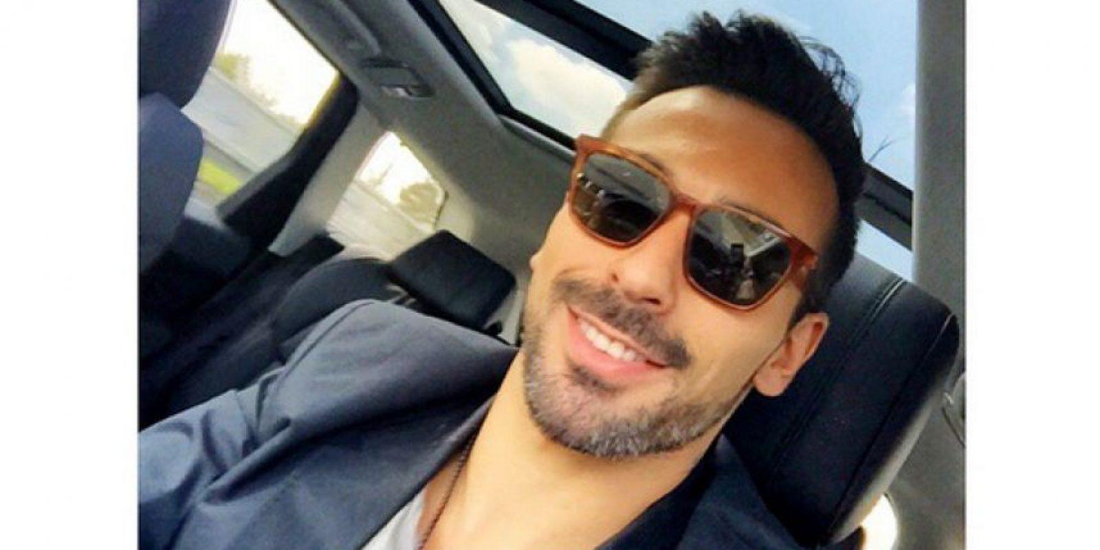 Ezequiel Lavezzi (Argentina) Foto:Vía instagram.com/pocho22lavezzi