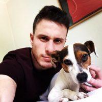 El joven goleador chileno tiene 21 años y milita en el Dinamo Zagreb. Foto:Vía instagram.com/anriquez9
