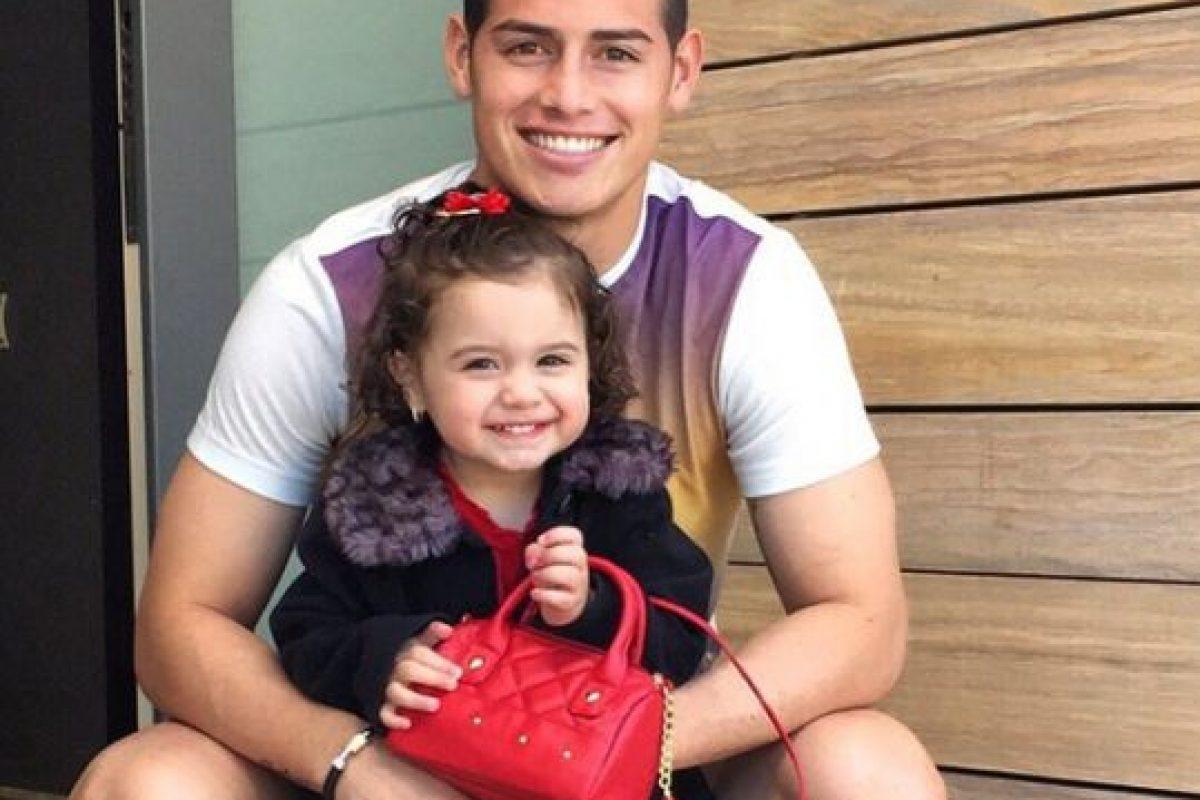 Foto:Vía instagram.com/jamesrodriguez10
