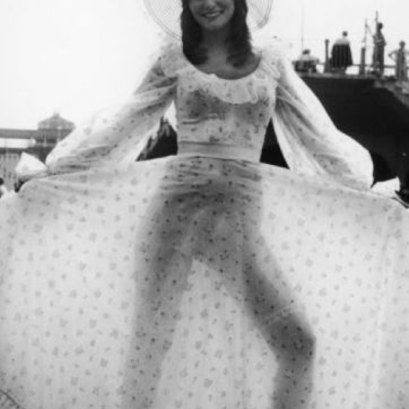 Linda Lovelace. Foto:vía Getty Images