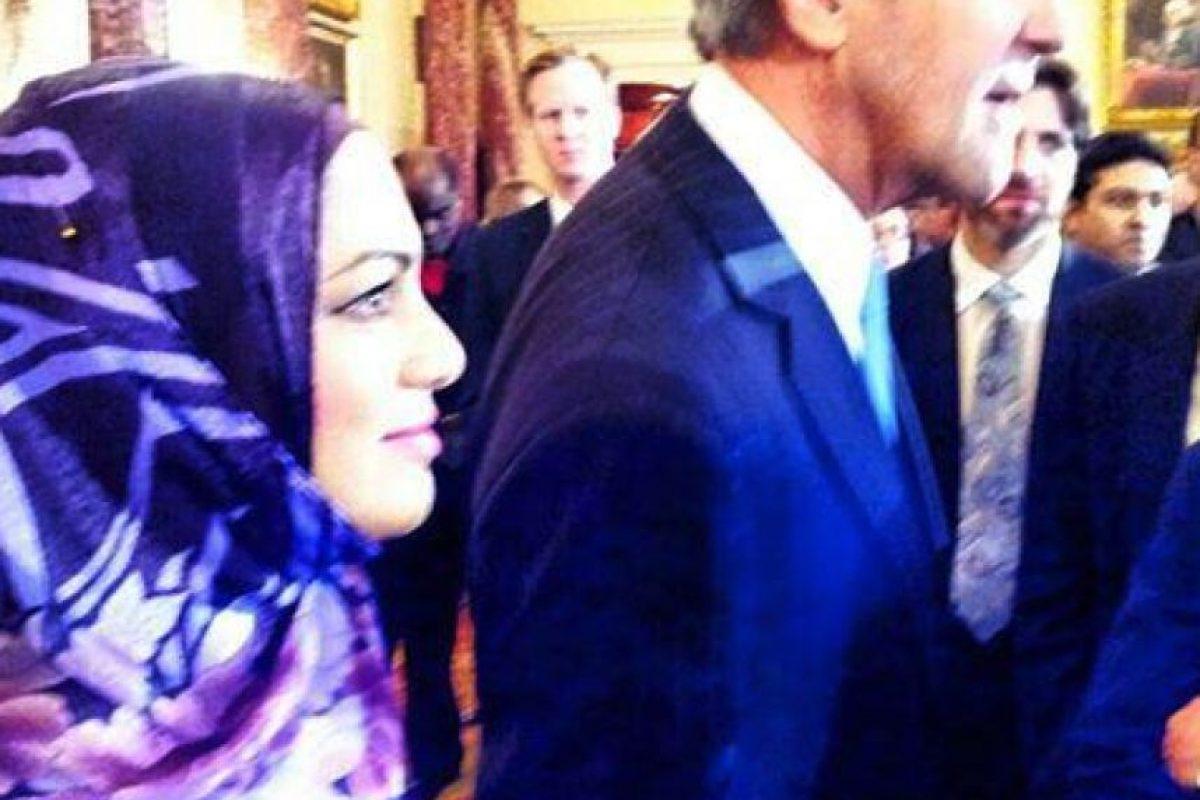 Foto:Vía Twitter.com/TaheraHAhmad