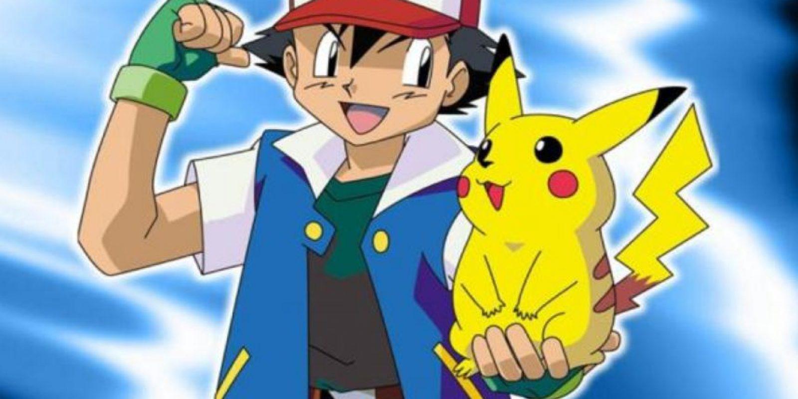 La serie de Pokemon todavía sigue (tiene 18 temporadas) Foto:vía 4Kids Entertainment