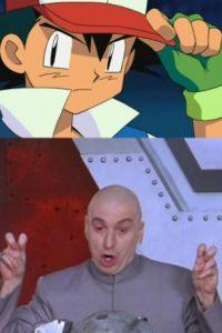 5. La infancia de Ash. Foto:vía Meme Generator