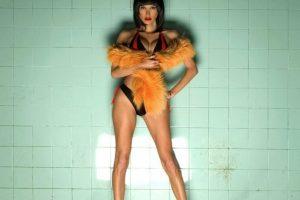 Pero su belleza femenina es incuestionable Foto:Vía facebook.com/NomiRuizFans