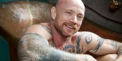 Buck Angel. Foto: Vía https://www.facebook.com/officialbuckangel