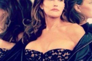 La revista Vanity Fair reveló las primeras imágenes de Bruce Jenner como mujer. Foto:Vía Twitter