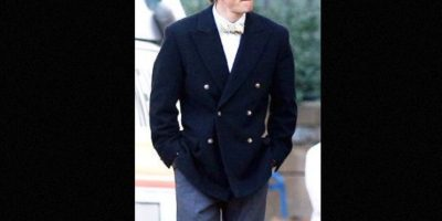 Fassbender da vida a Steve Jobs Foto:twitter/motro68