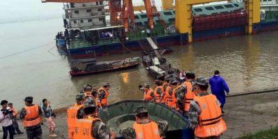 Aún no están claras las causas del accidente. Foto:AFP