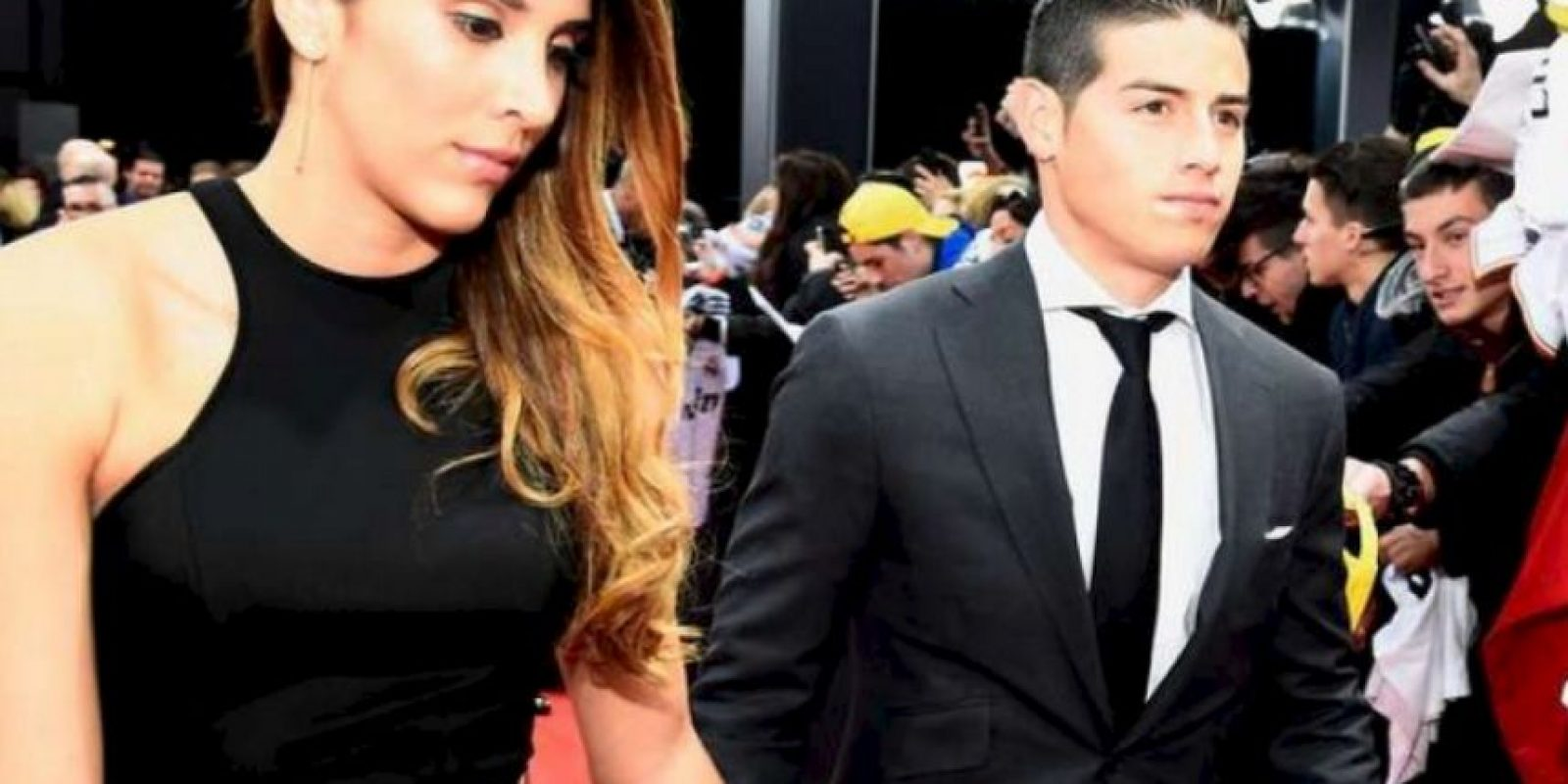 """Y ahora tiene el aspecto de cualquier otra """"WAG"""" de un poderoso futbolista. Foto:vía Instagram/Daniela Ospina"""