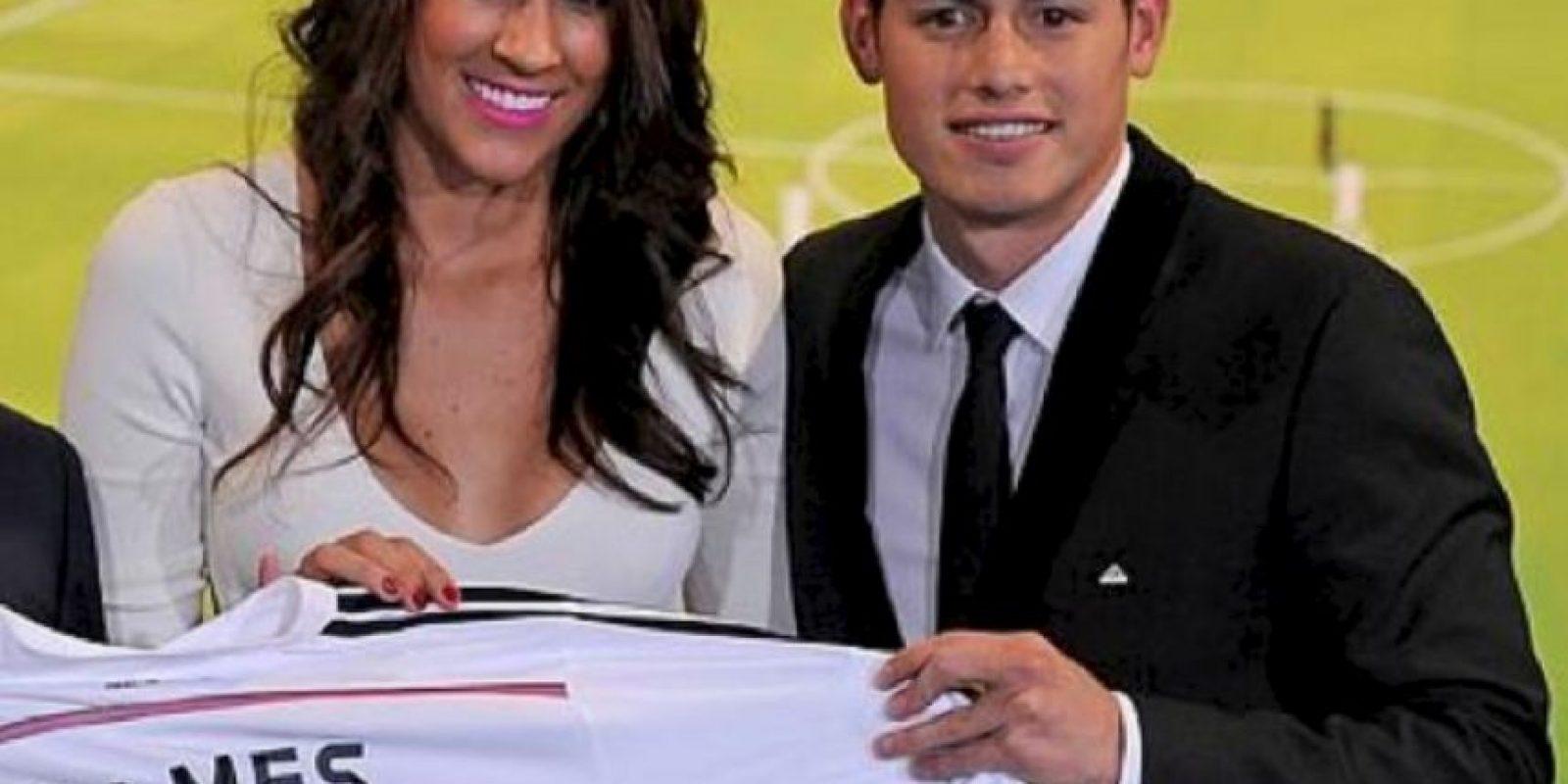 También fue criticada por cómo se veía cuando su marido llegó al Real Madrid. Foto:vía Instagram/Daniela Ospina