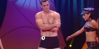 William Levy se quitó la ropa en televisión antes de ser famoso