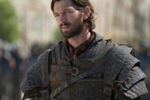 Él es Michiel Huisman, quien interpreta a Daario Naharis en el show. Foto:vía HBO