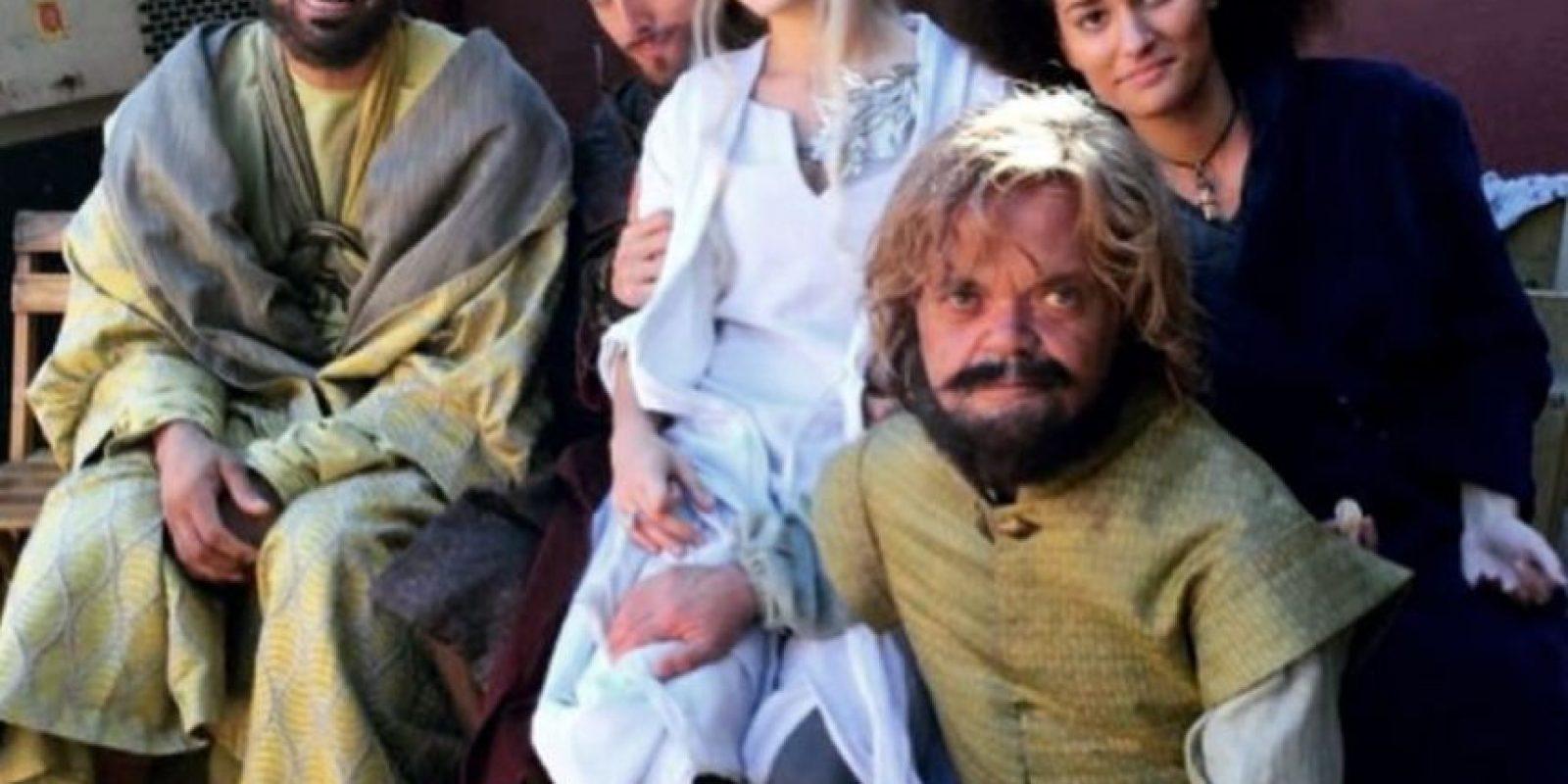 """Sí, cada actor de """"Game of Thrones"""" tiene su doble. Pero… ¿cómo lucen en comparación? Foto:vía Instagram/rosiemac"""