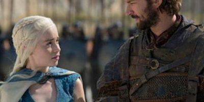 Acá, los dos personajes juntos. Foto:vía HBO