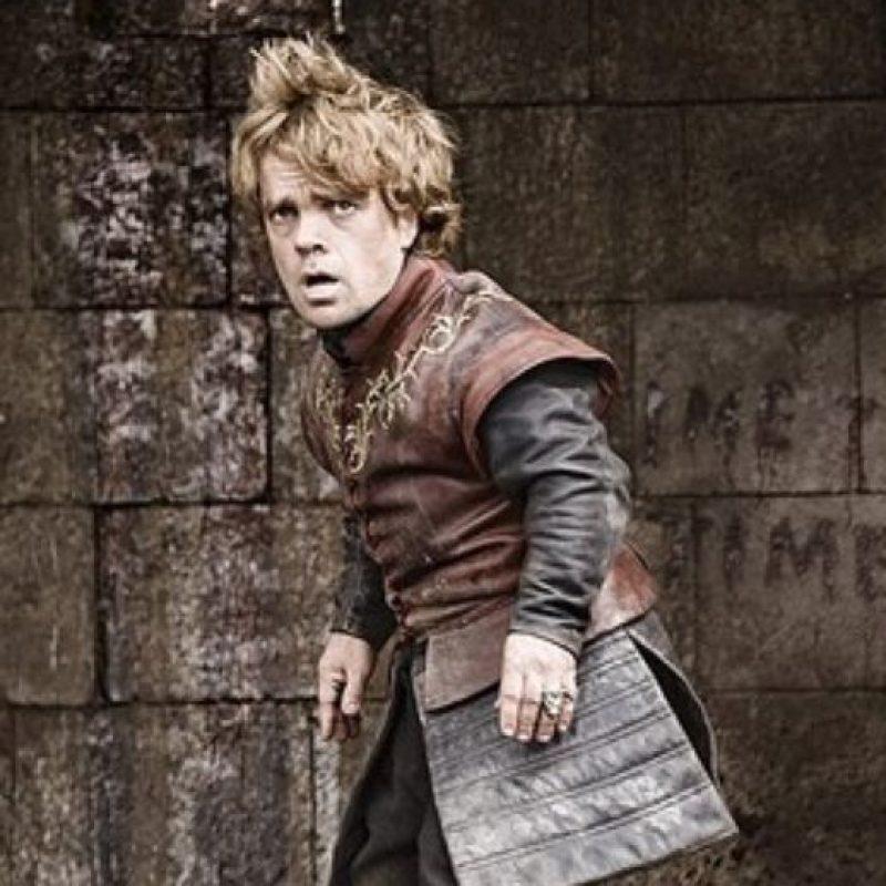 Peter Dinklage es Tyrion Lannister, otro de los principales personajes de la serie. Foto:vía HBO