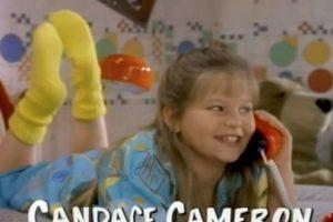 Candace Cameron interpretó a DJ (Donna Jo) Foto:YouTube