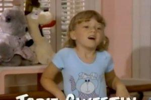 Jodie Sweetin interpretó a Stephanie Tanner Foto:YouTube
