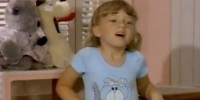 Jodie Sweetin interpretó a Stephanie Tanner Foto: YouTube