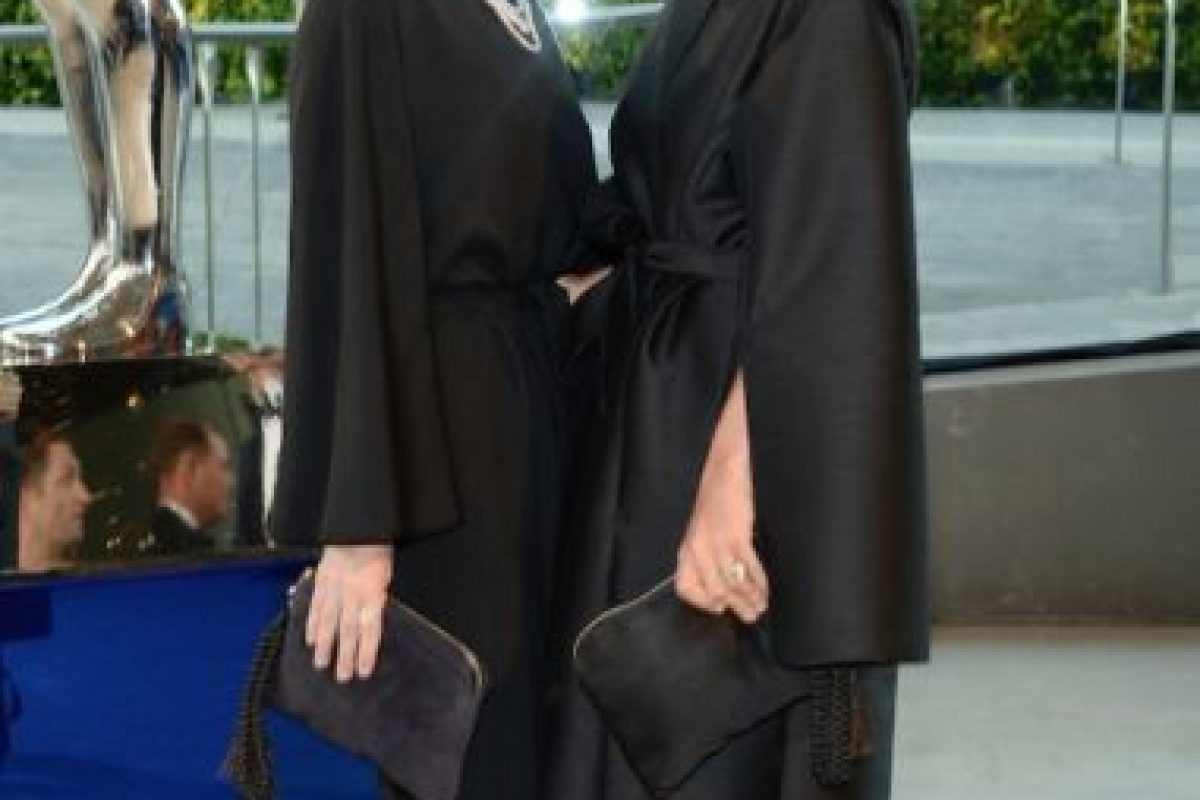 Mary Kate y Ashley Olsen Foto:Getty Images