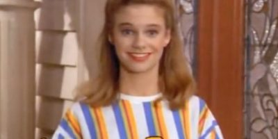 Andrea Barber interpretó a Kimmy Gibbler Foto: YouTube