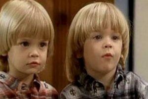 Los gemelos Blacke y Dylan Tuomy Wilhoit interpretaron a Nicki y Alex Foto:YouTube