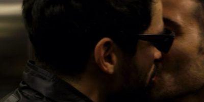 Ambos actores son protagonistas de candentes escenas Foto:Netflix