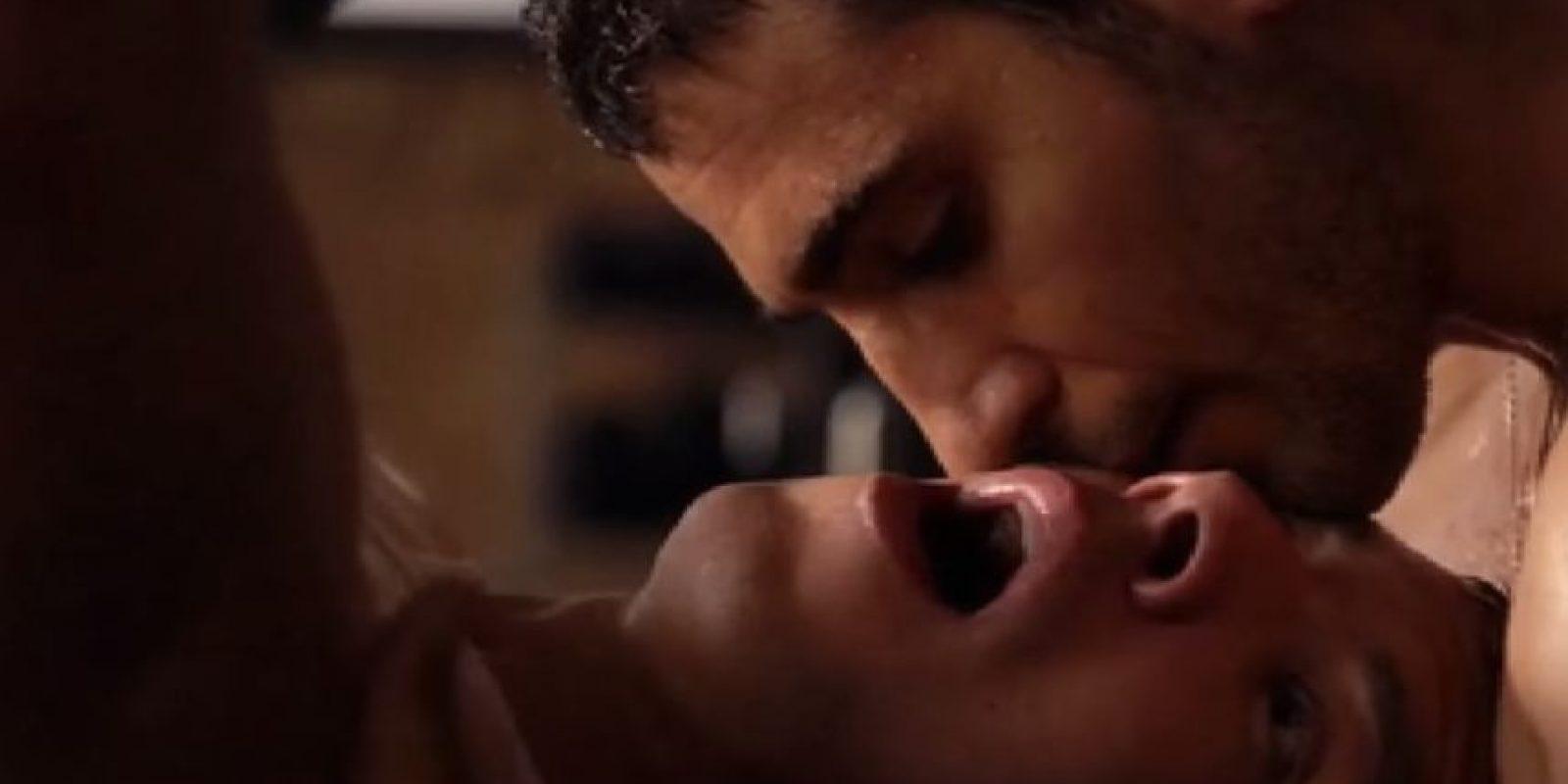 """Quien es pareja de """"Lito"""", interpretado por el actor español Miguel Ángel Silvestre Foto:Netflix"""