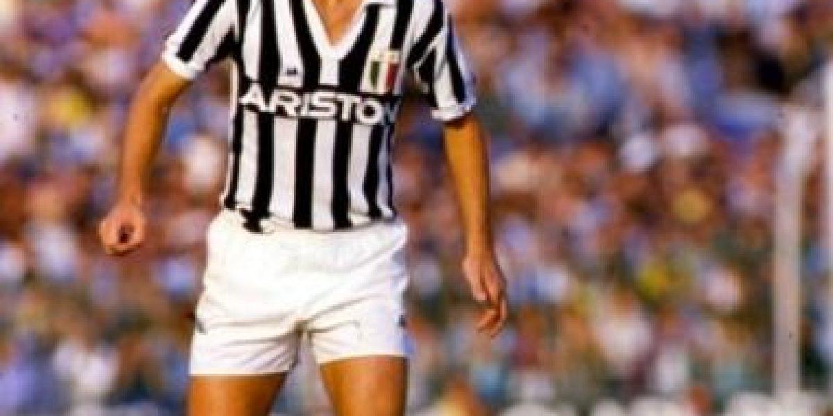Estos cinco históricos vistieron la camiseta de la Juventus y el Barcelona