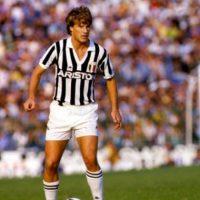 Michael Laudrup, mediocampista. Militó en Juventus entre 1985 y 1989 Foto:AFP