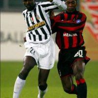 El francés Lilian Thuram fue parte de la Juventus entre 2001 y 2006 Foto:AFP