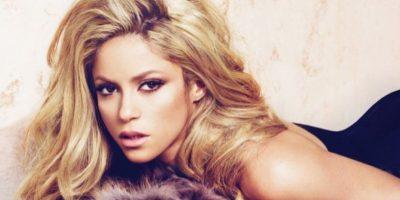 Shakira, pareja de Gerard Piqué (Barcelona)