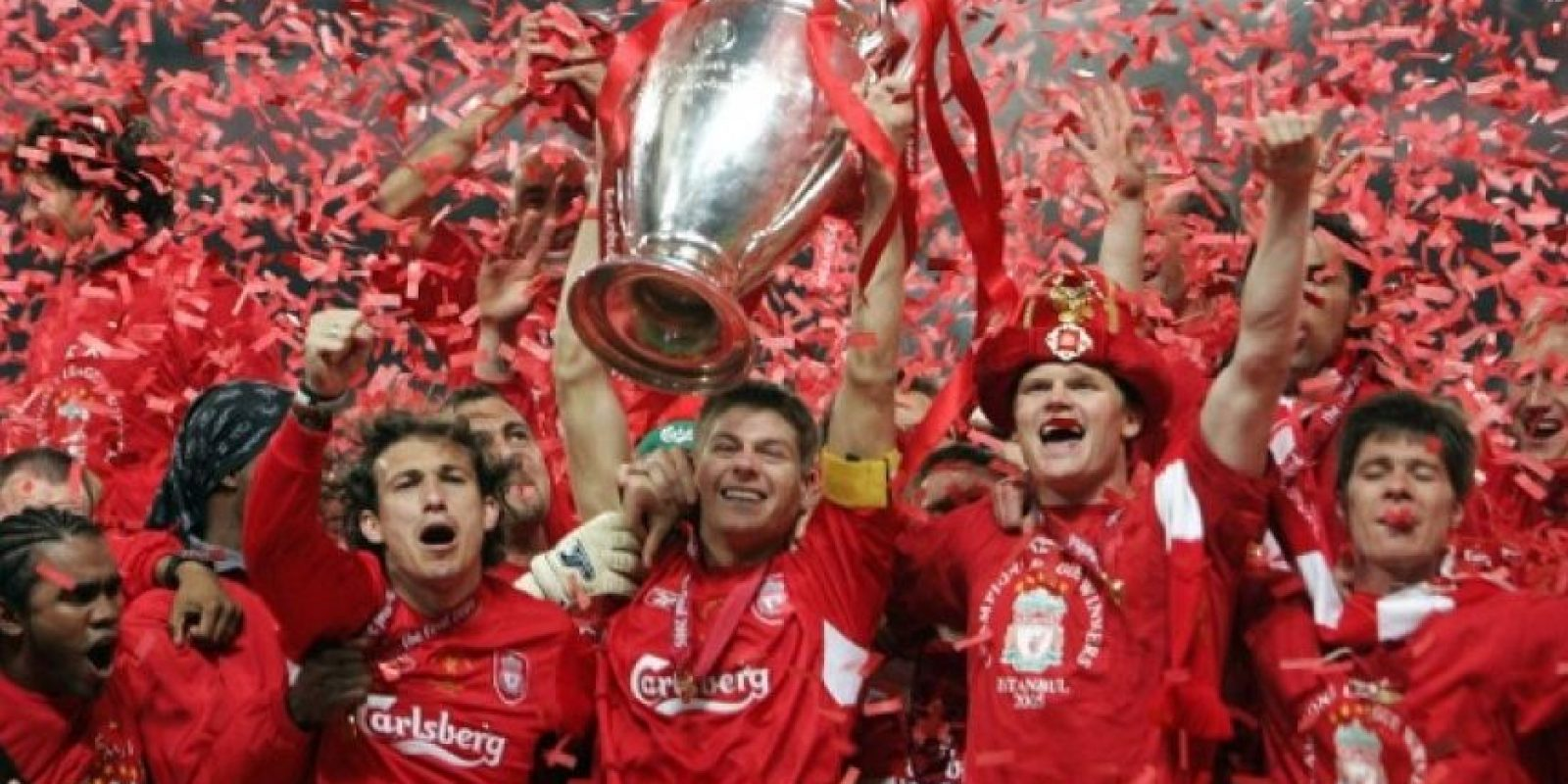 Liverpool (Inglaterra): 1977, 1978, 1981, 1984, 2005. Foto:AFP