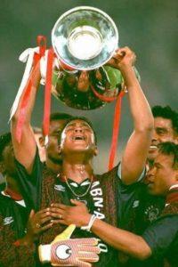 Ajax (Holanda): 1971, 1972, 1973, 1995. Foto:AFP