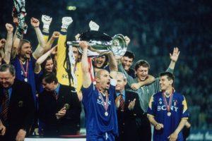 Juventus (Italia): 1985, 1996. ( Foto:Getty Images