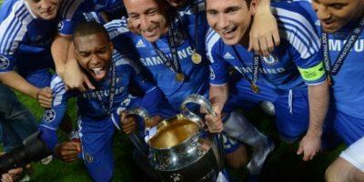 Chelsea (Inglaterra): 2012. Foto:AFP