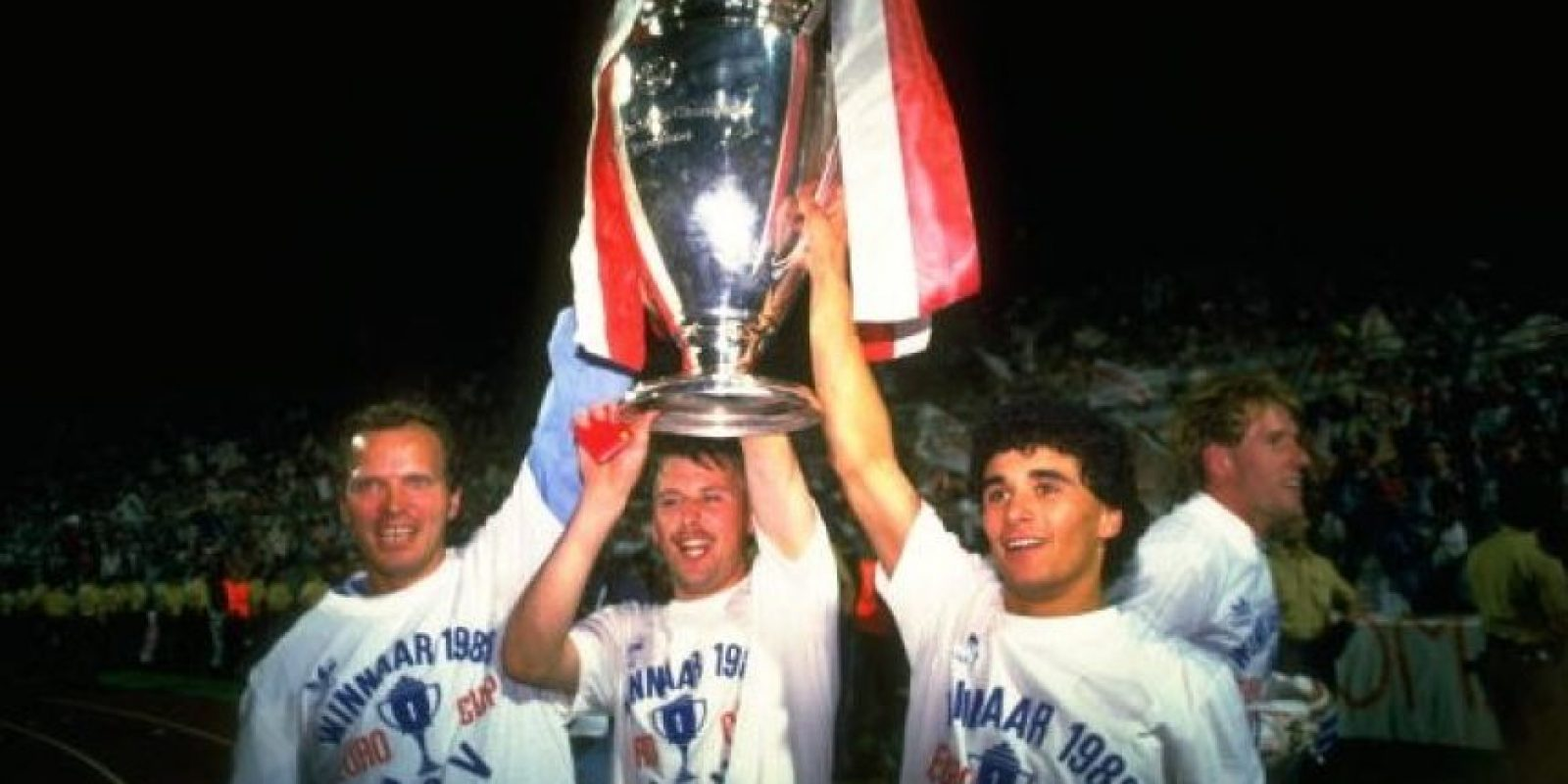 PSV (Holanda): 1988. Foto:Getty Images